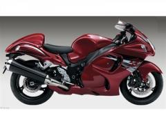 Suzuki Hayabusa Limited Edition Motorcycle