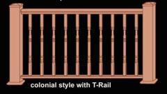 Vinyl Railing