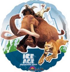 """18"""" Ice Age Balloon"""