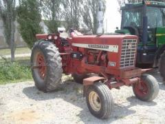 1969 Case IH 756 Tractor
