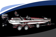 Ranger Z521 Comanche® Boat