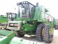 2002 John Deere 9750STS Combine