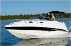 Stingray 250CS Cruiser Boat
