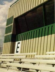 Shadow-Rib Wall Panels