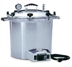 Portable Electric Sterilizer, 115 VAC