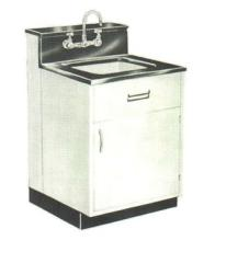 Series SU1 Complete Sink Unit