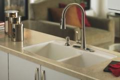 Wilsonart HD Integrated Sinks