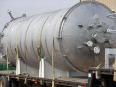 Carbon Steel shop tank
