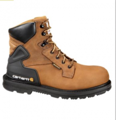Men's 6-Inch Bison Waterproof Work