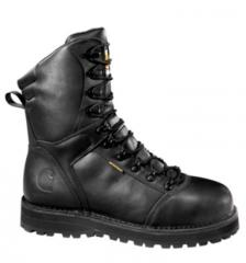 Men's 8-Inch Insulated Leather Boot/Safety