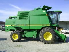 1994 John Deere 9500
