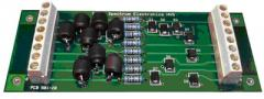 Eight Circuit High Voltage Suppressor