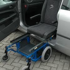 The Easy-Transfer seat