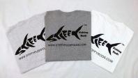 STIFFY™ Shark Logo Short Sleve T shirt