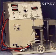 Alternator, Generator and Starter Tester