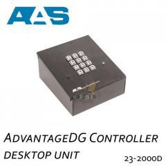 AAS - 23-2000d Advantage DG Controller - desktop