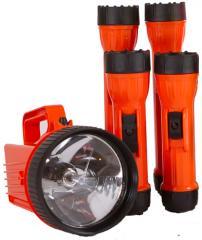 WorkSAFE Series Flash-lights