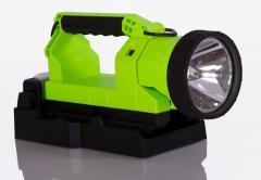 LED Lighthawk available in Hi-Vis Green