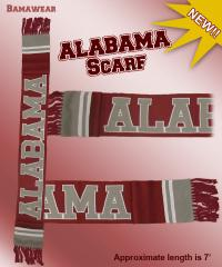 ALABAMA Scarf