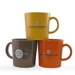 Batdorf & Bronson Logo Mug