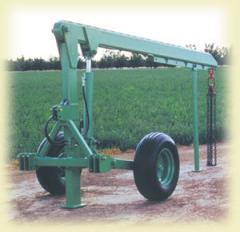 Hydraulic boom