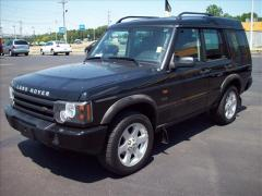 Land Rover Discovery HSE SUV