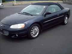 Chrysler Sebring Limited Car