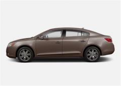 Buick LaCrosse 2012 Vehicle