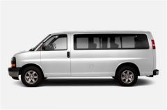 GMC Savana 3500 2012 Van