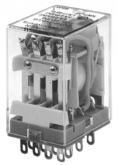 Minature 4 pole 5 Amp General Purpose Relay