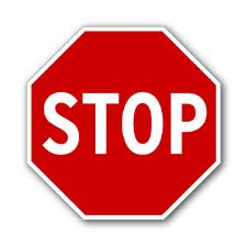 """Traffic Control Signs """"Stop"""""""
