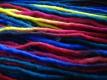Сolorful yarn