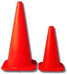 """18"""" Orange Traffic Cone"""
