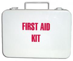 14 Piece First Aid Kit