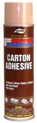 Carton Adhesive Range