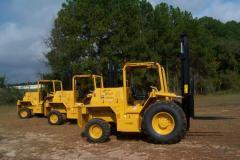 Forklifts & Telehandlers