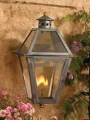 Gas Wall Lantern # 656969