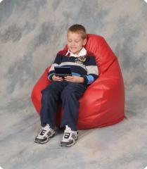 Red Kids Bean Bag
