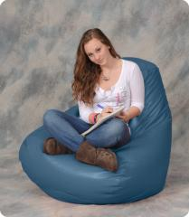 Wedgewood Blue Large Bean Bag