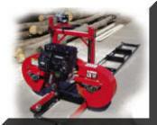 Oscar 118 hobby sawmill