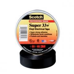 Scotch® Super 33+™ Vinyl Electrical Tape, 1 1/2 in