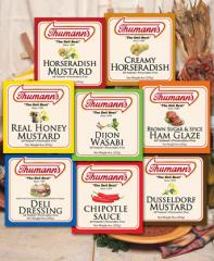 Condiments Products Range