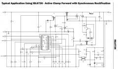 Active Clamp Forward PWM Controller