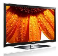 "Samsung 43"" 720p plasma HDTV"