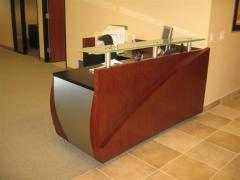 Custom Reception Desks 11