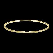 Prong-Set Round Diamond Eternity Bracelet