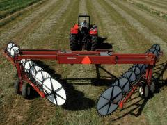 Wheel Rake Hesston Model 5130