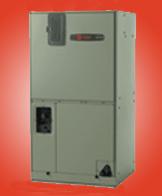 Air handlers electric furnaces