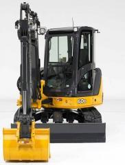 Compact Excavator John Deere 60D