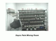 Kayco Mixing Rooms